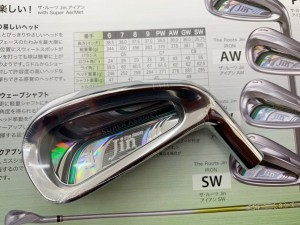 Roots Golf Jin #6×DIAMOND SPEEDER HYBRID 8 X!